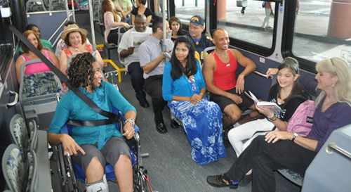 U.S. DOT Announces Reasonable Modification Rule to Improve Access to Public Transportation for Individuals with Disabilities