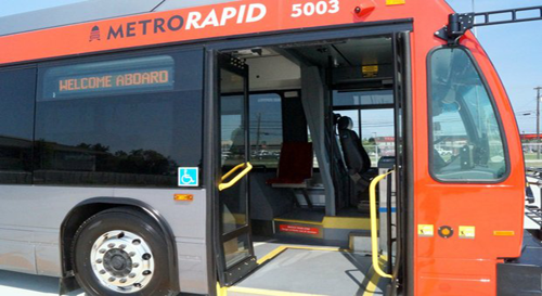U.S. Department of Transportation Celebrates Opening of Major New Bus Rapid Transit Service in Austin, Texas