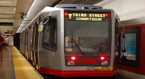 U.S. Transportation Secretary LaHood Announces $942.2 Million to Extend San Francisco's Third Street Light Rail System