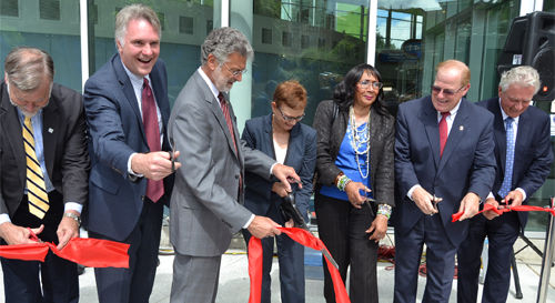 U.S. Department of Transportation Celebrates Opening of New Cleveland Transit Station