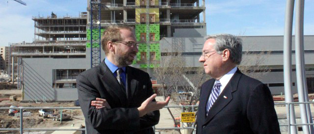 Federal Transit Administrator Rogoff's Green Line Tour Highlights Economic Development Resulting from Federal Investment