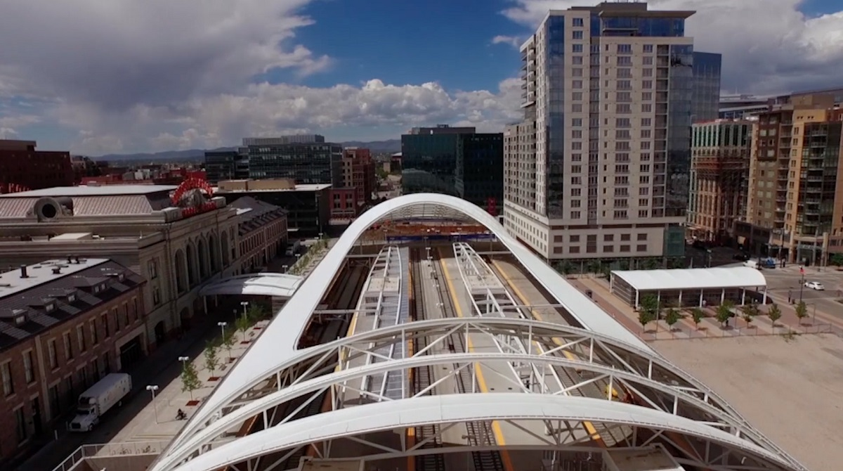Transit-Oriented Development by Denver Union Station