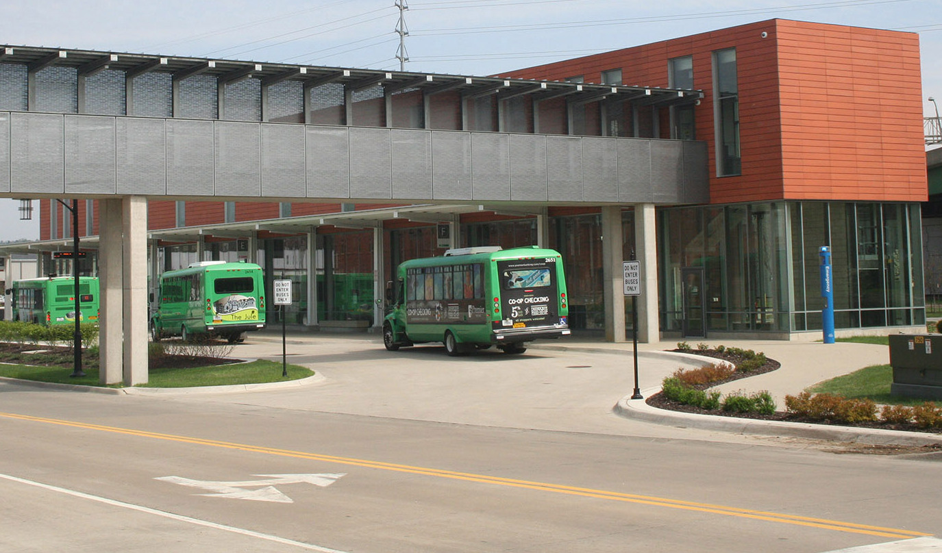 Dubuque Transit Center