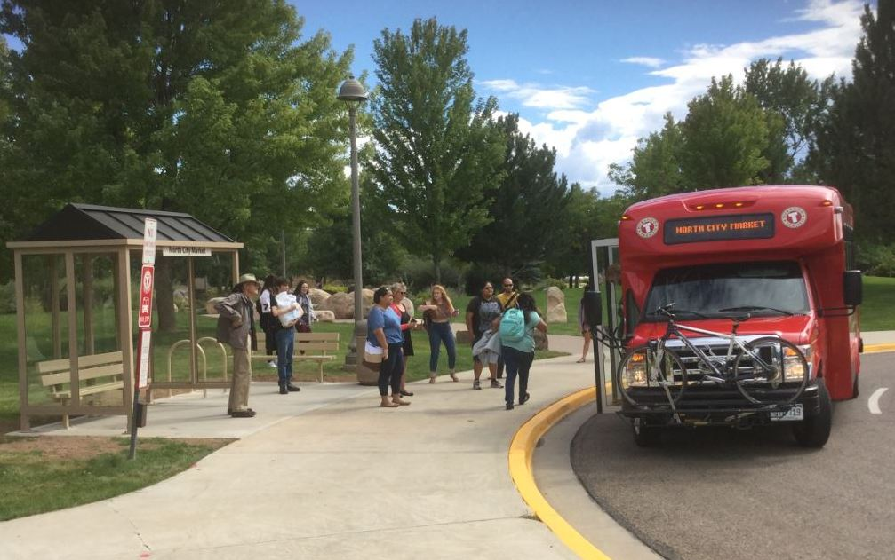 Durango Transit Bus