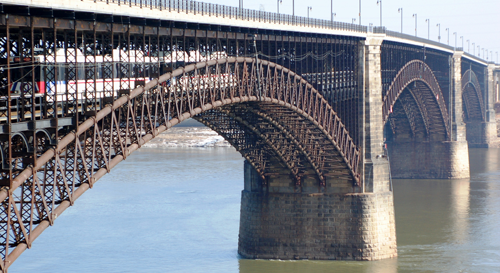 FTA Deputy Administrator Joins Officials in St. Louis To Kick Off Eads Bridge Rehabilitation Project