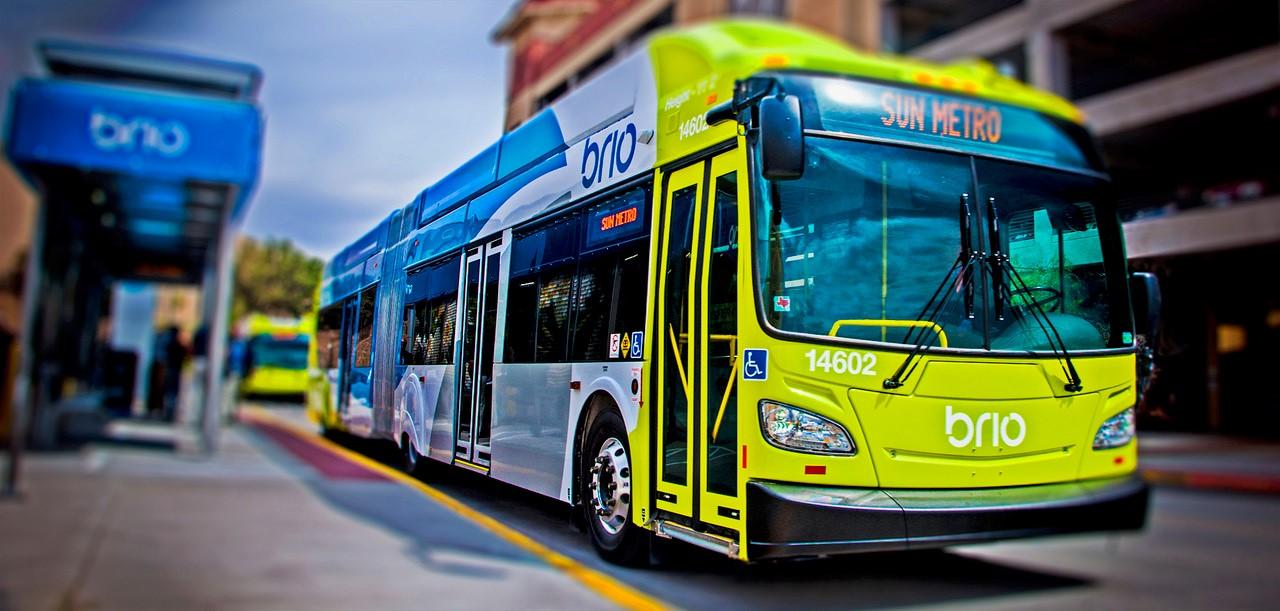 El Paso BRIO rapid transit