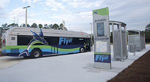 U.S. Transportation Secretary Elaine L. Chao Announces $16.6 Million for First Coast Flyer Southwest Corridor BRT Project