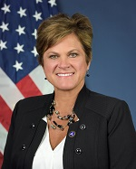 Headshot of FTA Deputy Administrator K. Jane Williams
