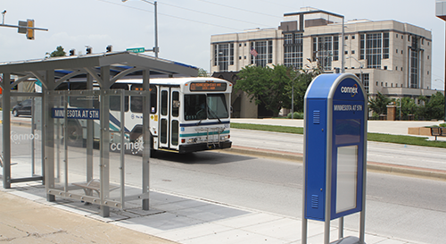 Federal Transit Administration Celebrates Completion of TIGER-Funded Transit Improvements Along State Avenue in Kansas City, Kan