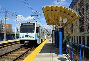 Maryland light rail - courtesy jpellgen on Flickr