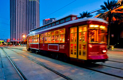 FTA Celebrates Grand Opening Of New Orleans Streetcar Line