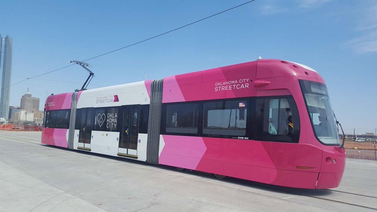 Oklahoma City streetcar