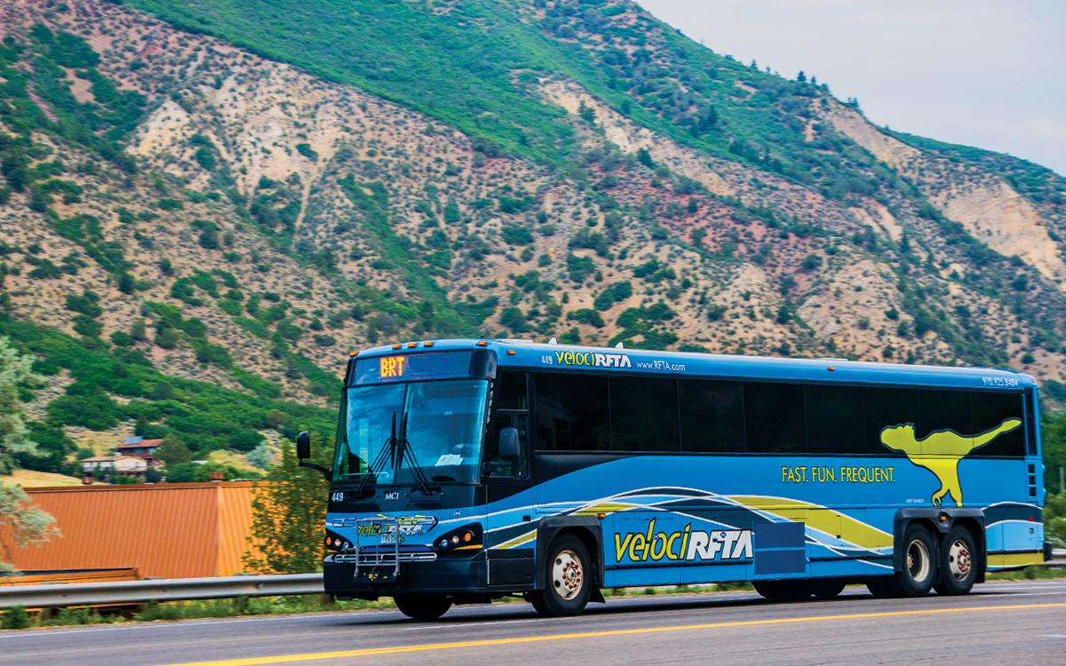 VelociRFTA Bus