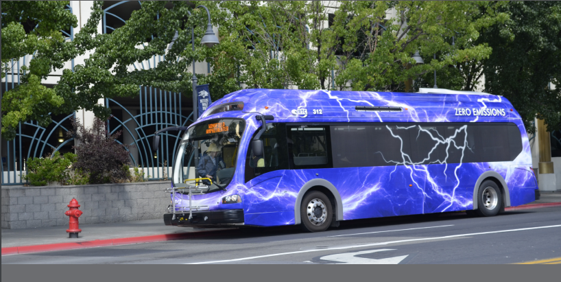 Image of Reno bus