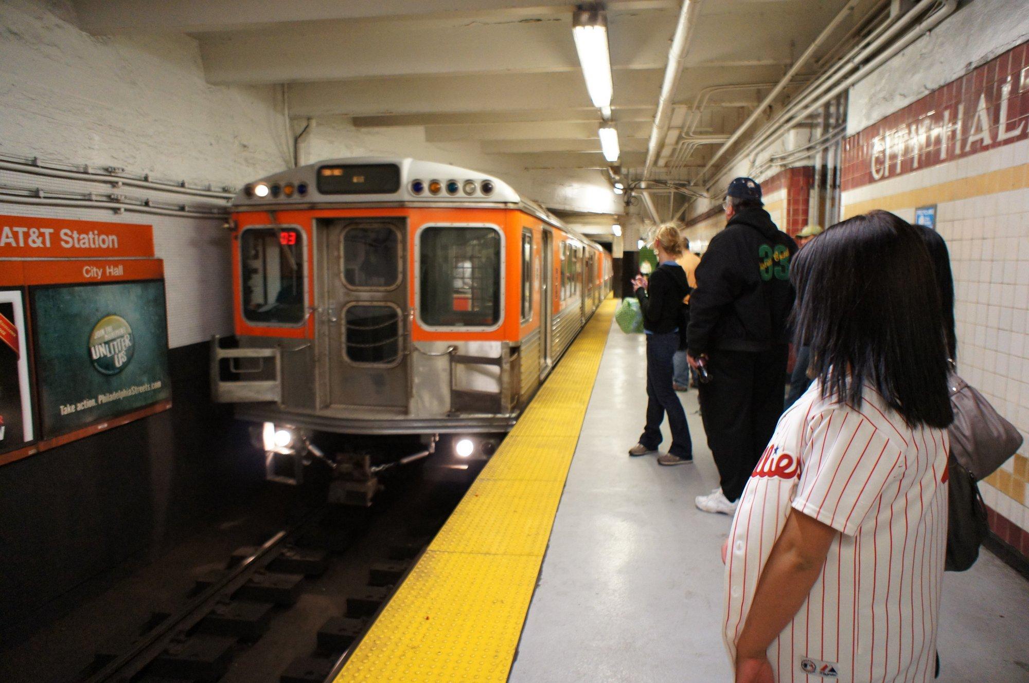 SEPTA subway