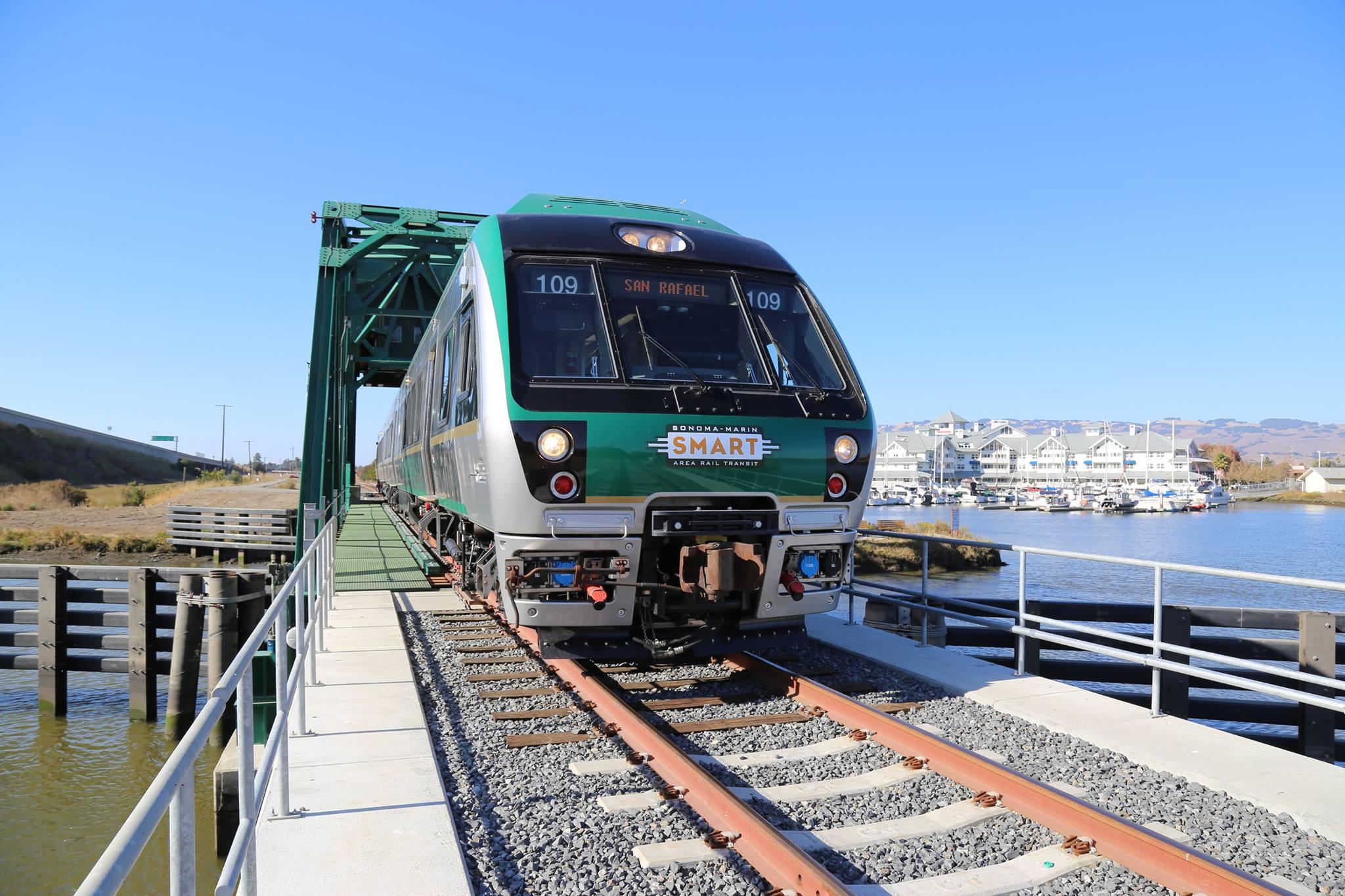 SMART commuter rail