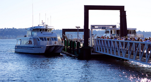 U.S. Department of Transportation Awards $123.5 Million to Improve Passenger Ferry Services, Ferry Boats and Terminals