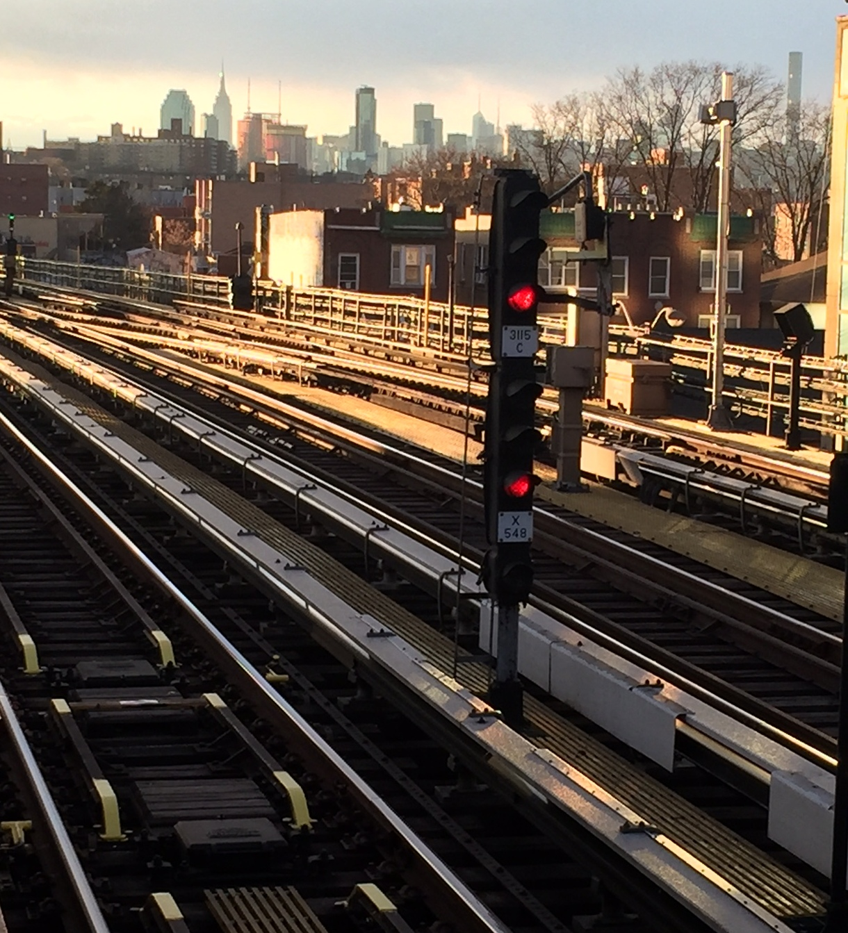 Stop signal in Queens NY
