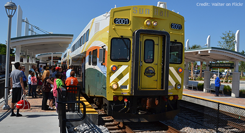 FTA Announces $93.4 Million Grant Agreement to Expand Sunrail in Central Florida