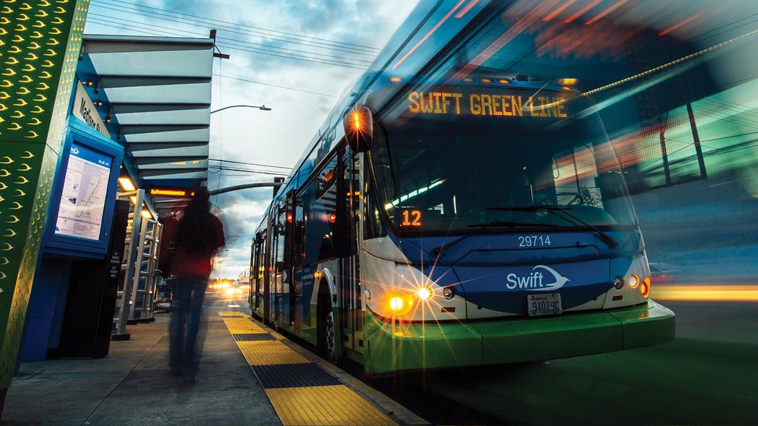 Swift II bus rapid transit