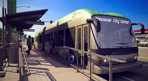 U.S. Department of Transportation Announces $38.5 Million for New Bus Rapid Transit Service in Clark County, Washington