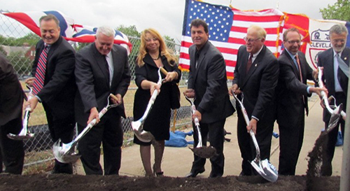 Federal Transit Administration Celebrates Groundbreaking of Cleveland's West Shore Express Bus Rapid Transit Line