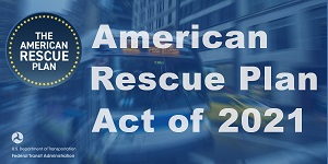 American Rescue Plan graphic