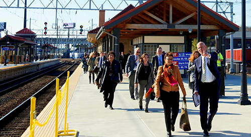 Federal Transit Administration Celebrates Modernized, Fully ADA-Compliant Wayne Junction Rail Station in Philadelphia
